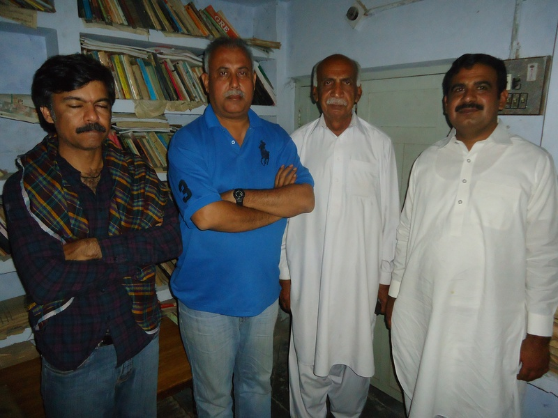 in my library Rasoolpur 15-3-2013