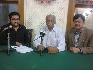 Programme at Radio