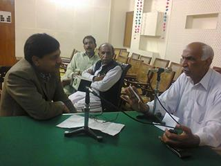 Programme at Radio Multan